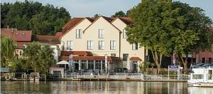 Hotel & Restaurant Müritz Terrasse in Röbel